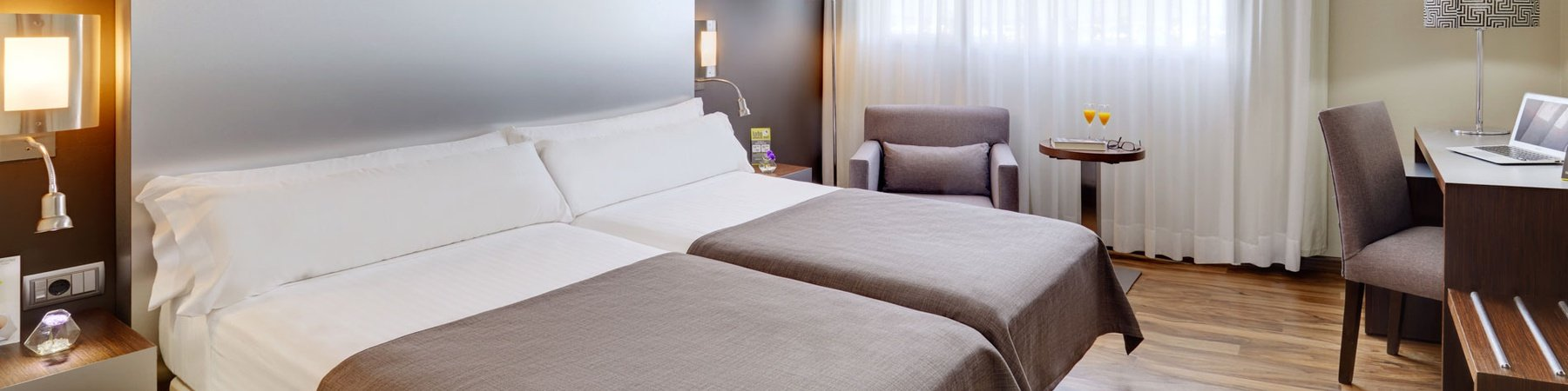 Rooms - Sercotel JC1 Murcia